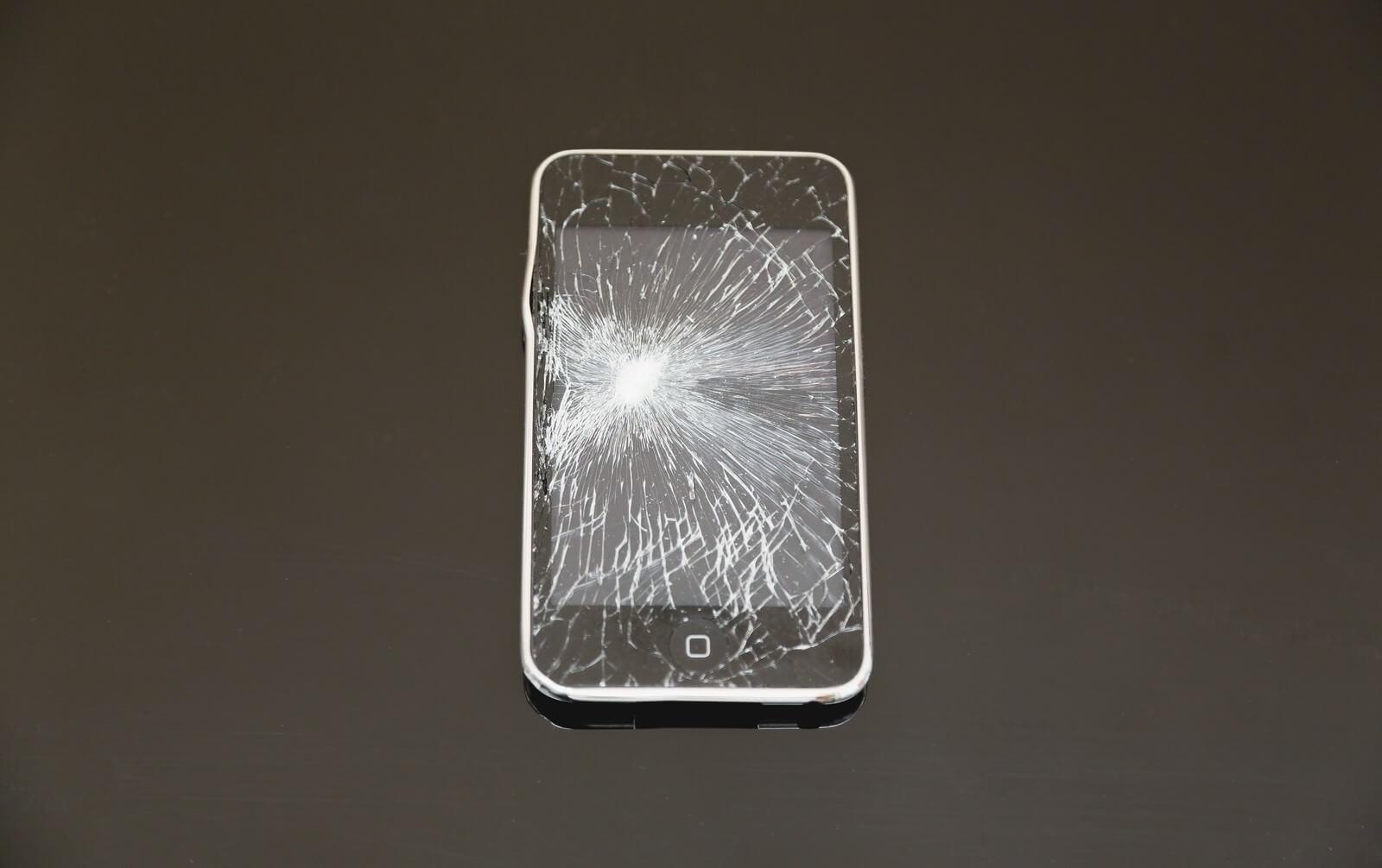 iPhone-Screen-crac