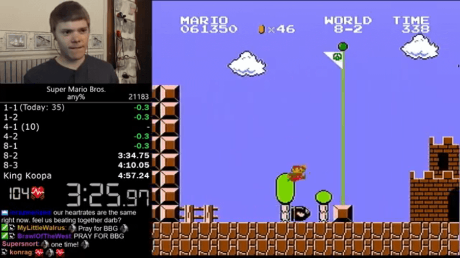 super-mario-brothers-shortest-clear4