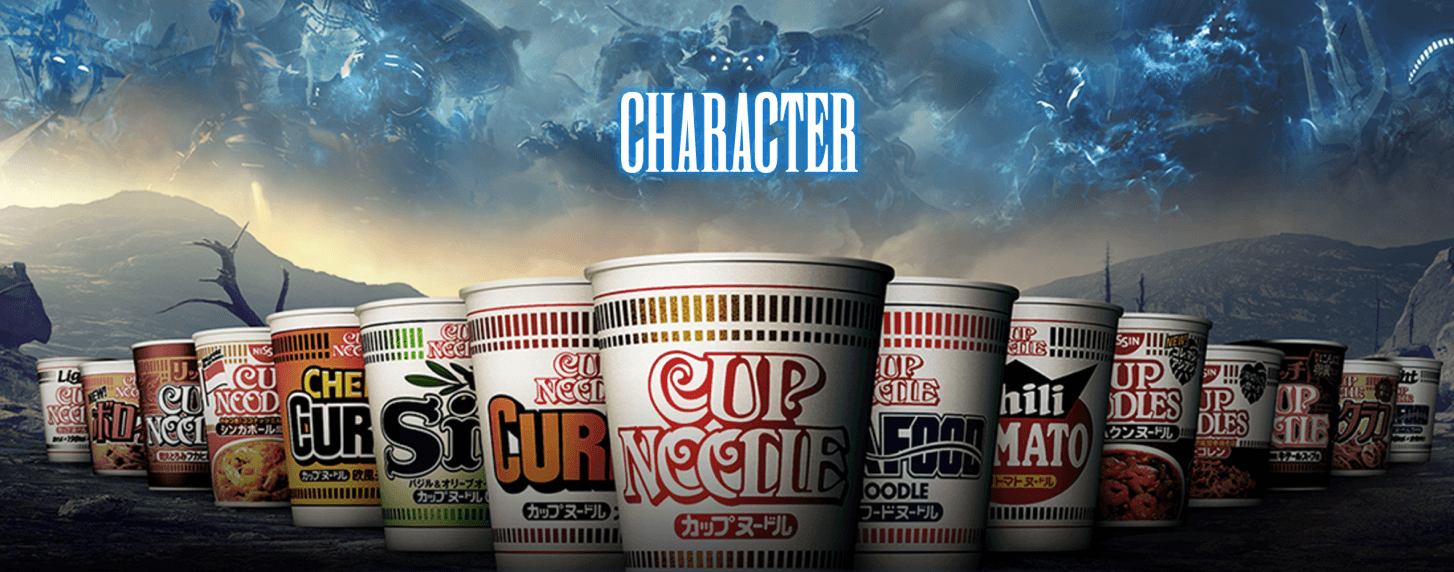 CUPNOODLE XV CUPNOODLE