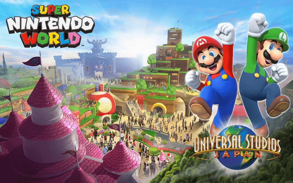 SUPER NINTENDO WORLD-usj