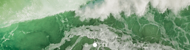 IPhone hom-ロック画面下部分