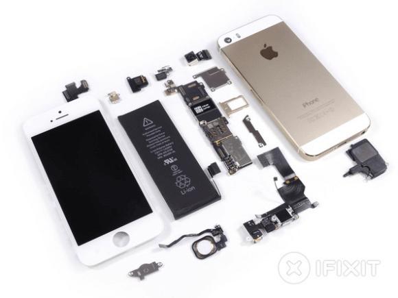 iPhone5s分解レポート
