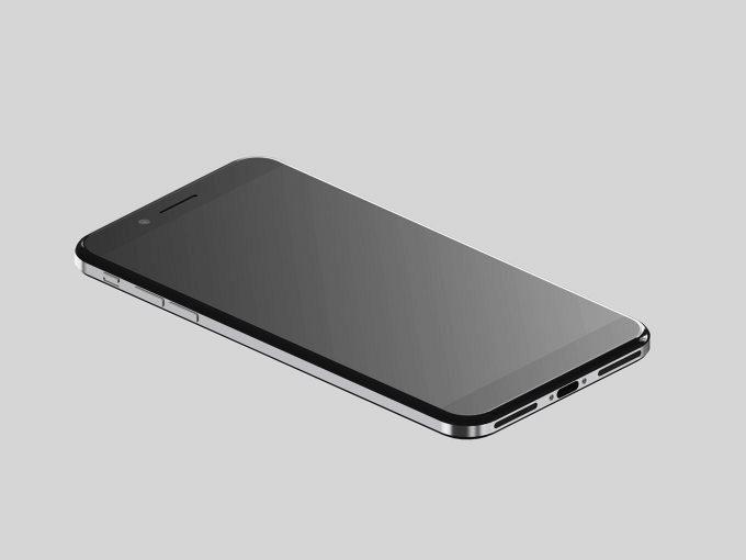 iPhone8デザイン