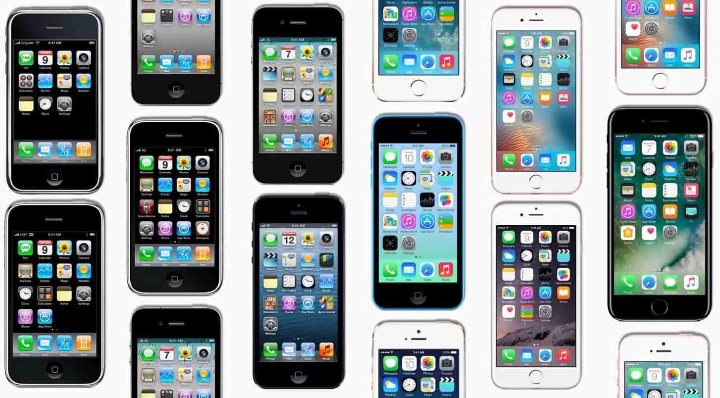 「歴代iphone」の画像検索結果