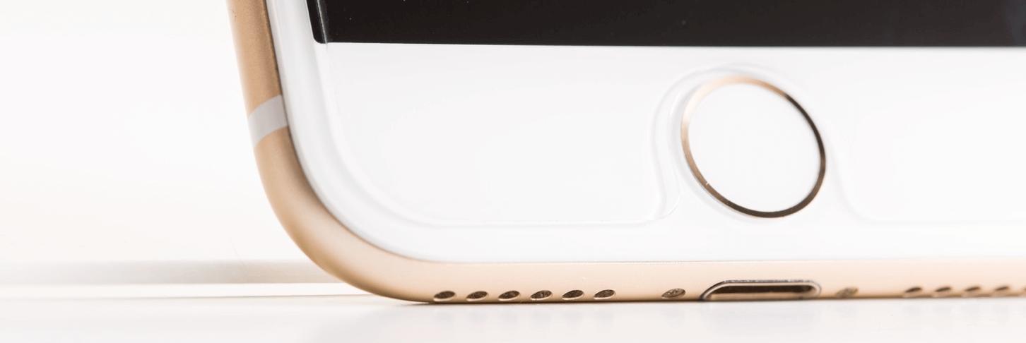 IPhone-指紋認証